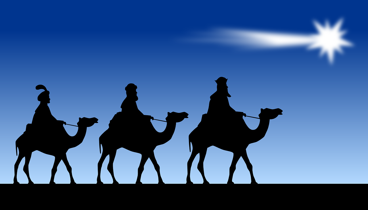 The Three Wise Men Parade